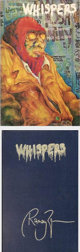 Whispers Magazine - Ramsey Campbell Issue