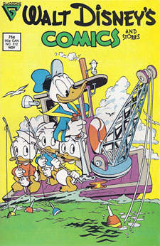 Walt Disney Comics & Stories 512