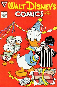 Walt Disney Comics & Stories 513