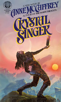 The Crystal Singer