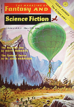 The Magazine of F&SF - January 1974