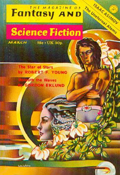 The Magazine of F&SF - March 1974