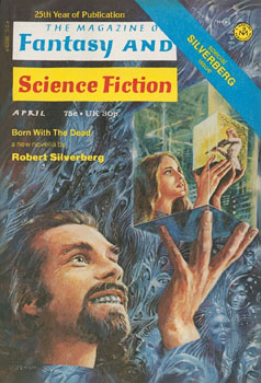 The Magazine of F&SF - April 1974