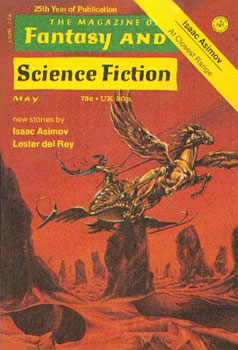 The Magazine of F&SF - May 1974