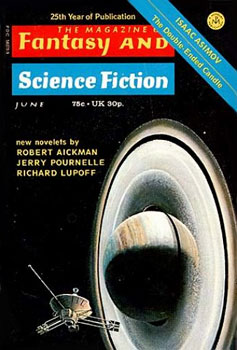 The Magazine of F&SF - June 1974