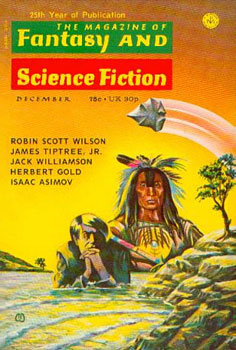 The Magazine of F&SF - December 1973